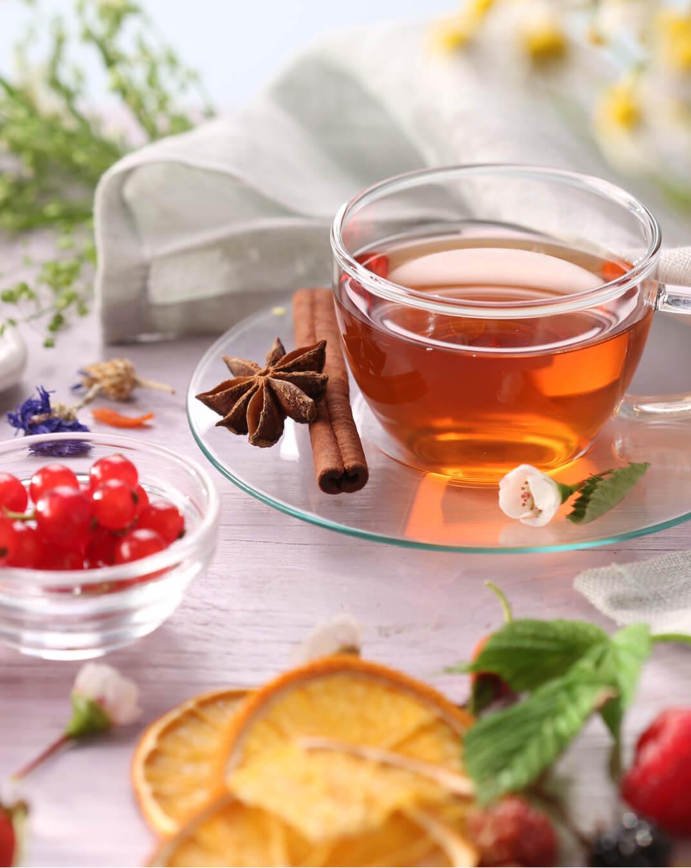 Чай Long Life с суперфудами